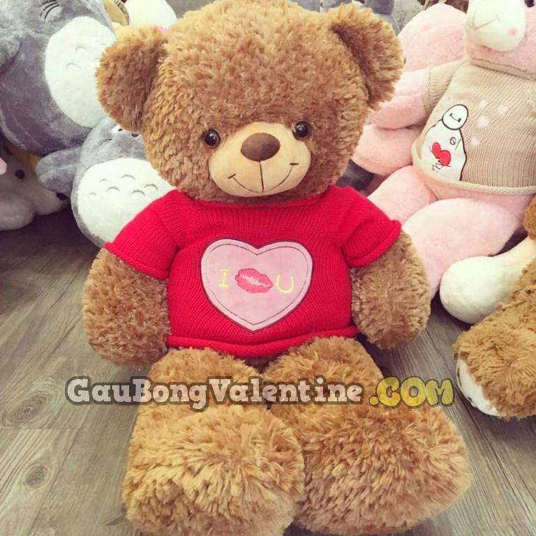 Gấu Bông Kiss U