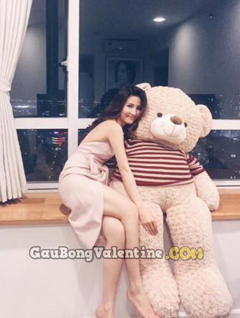 Gấu Bông ChoCo size 1m8 - gaubongvalentine.com