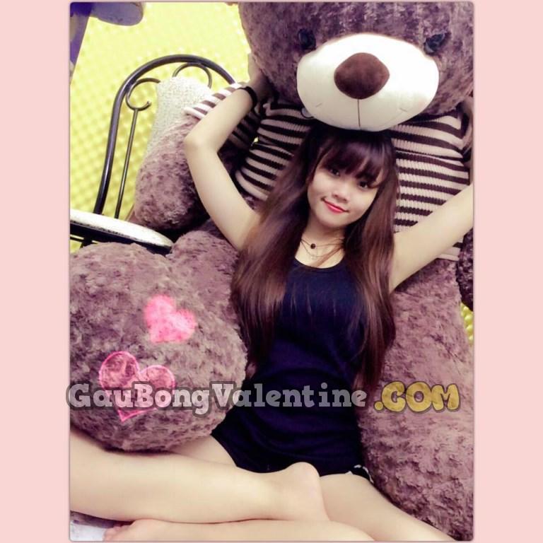 Gấu Bông Size to 2m