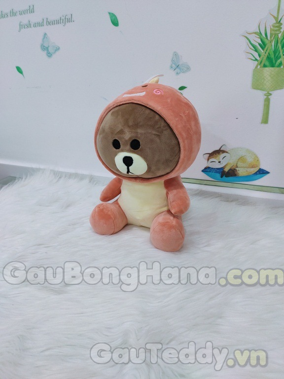 Gấu Brown Mini