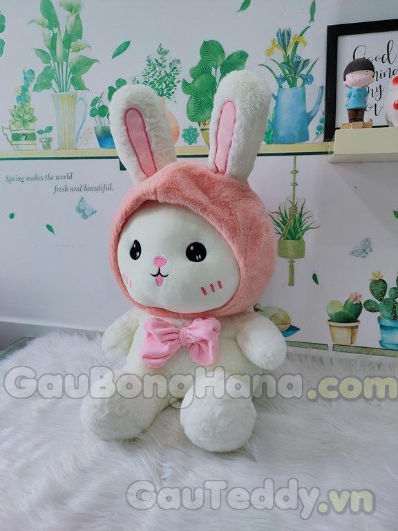 Thỏ Nơ Hồng