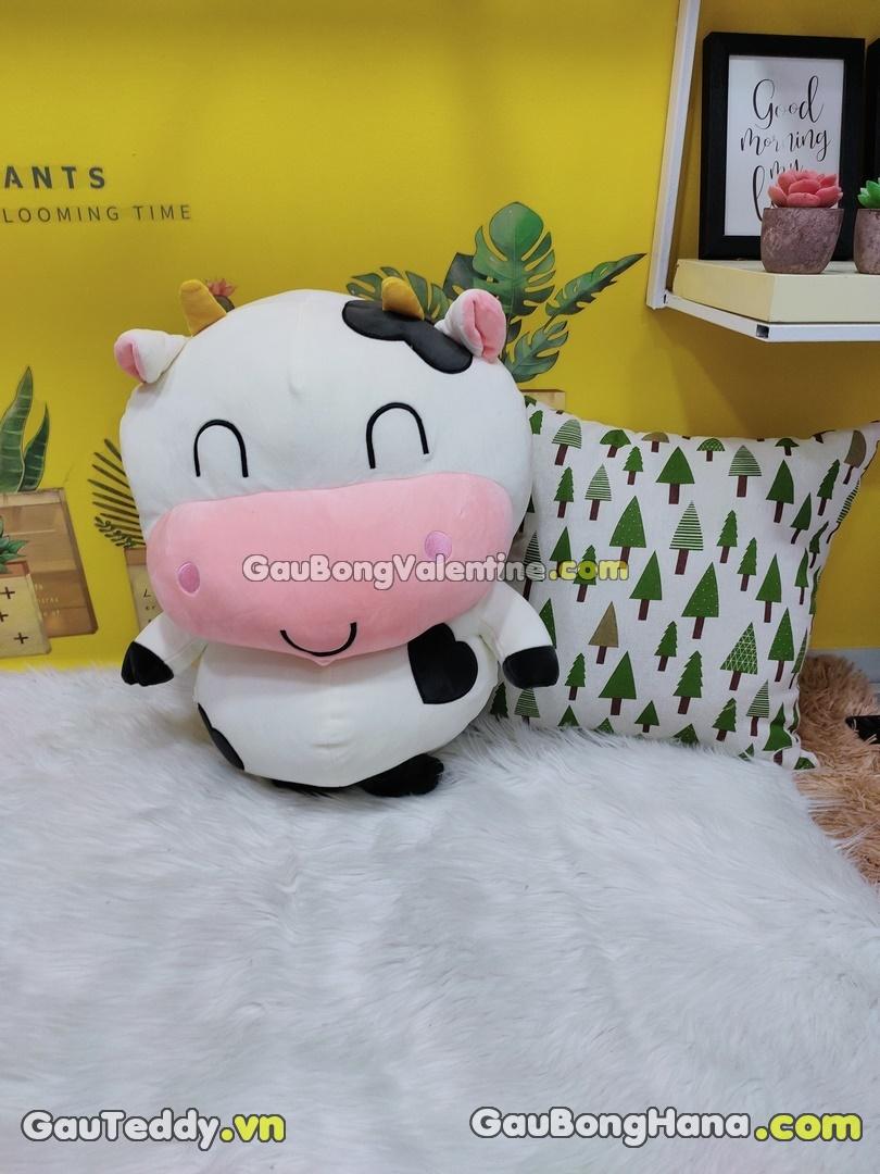 Bò Sữa Nhồi Bông