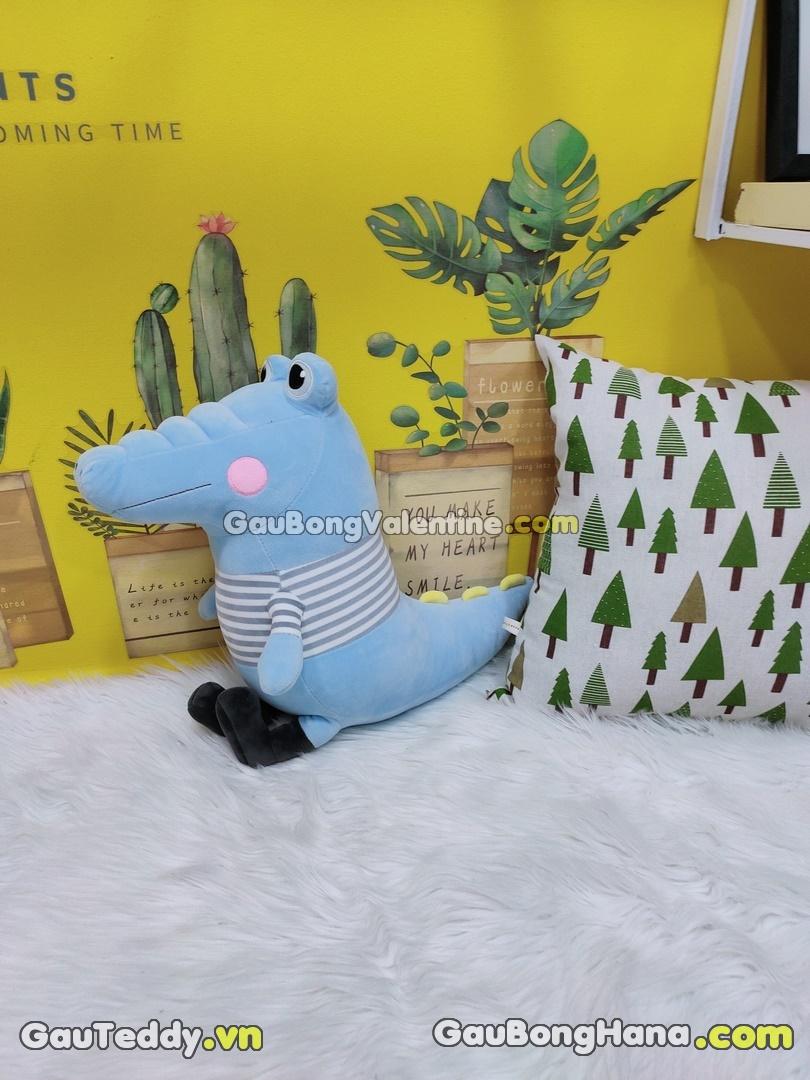 Cá Sấu Bông Crus