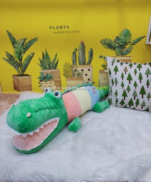 Cá Sấu Bông Love 3 Màu