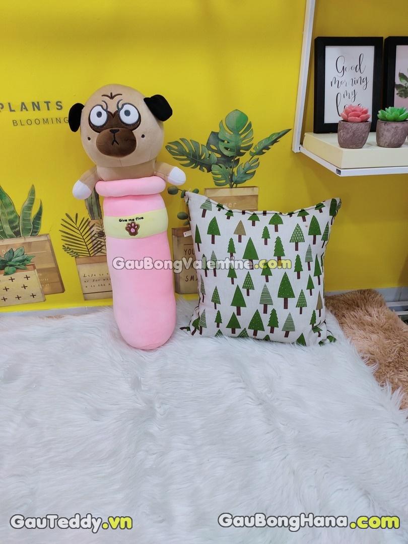 Gối Ôm Chó Pug