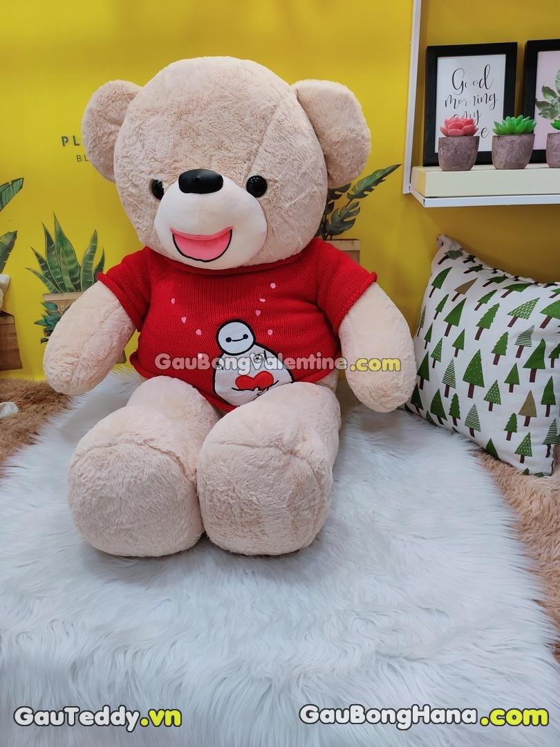 Gấu Bông Teddy Snowman