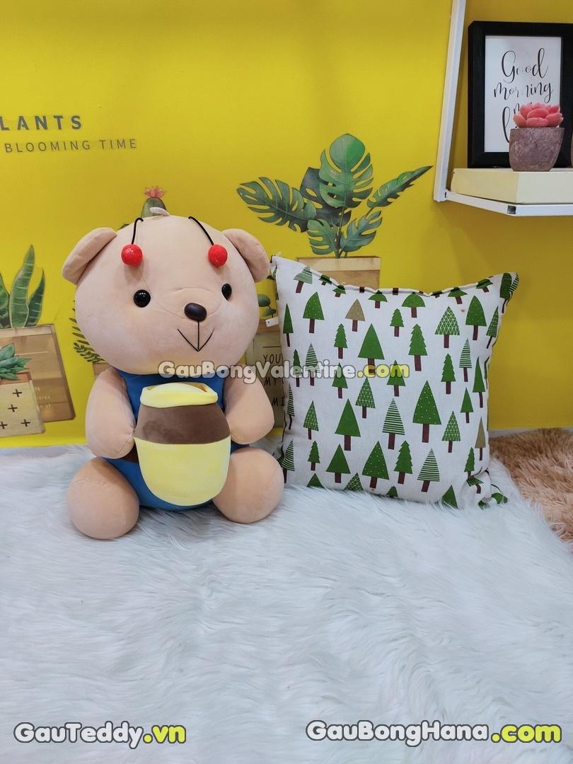 Gấu Ôm Hủ Mật