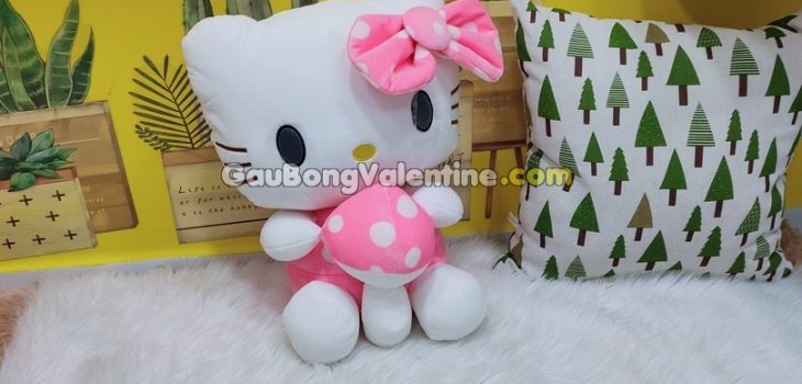 Mèo Bông Hello Kitty